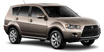 2012 Mitsubishi Outlander Vehicle Photo in Lewisville, TX 75067