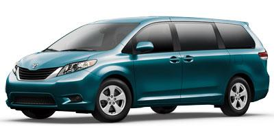 2012 Toyota Sienna Vehicle Photo in Jasper, GA 30143