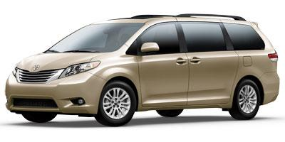 2012 Toyota Sienna Vehicle Photo in Edinburg, TX 78542
