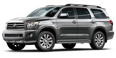 2012 Toyota Sequoia Vehicle Photo in Mission, TX 78572