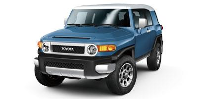 2012 Toyota FJ Cruiser Vehicle Photo in Joliet, IL 60435