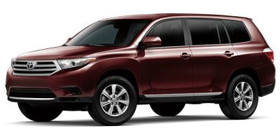 2012 Toyota Highlander Vehicle Photo in Colorado Springs, CO 80920