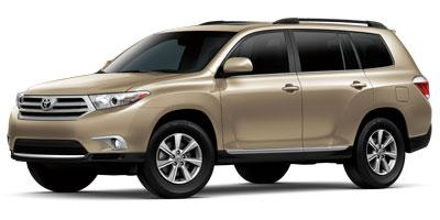 2012 Toyota Highlander Vehicle Photo in Enid, OK 73703