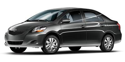 2012 Toyota Yaris Vehicle Photo in San Leandro, CA 94577