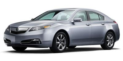 2012 Acura TL Vehicle Photo in Joliet, IL 60435