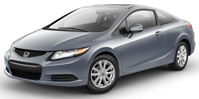 2012 Honda Civic Coupe Vehicle Photo in Bartow, FL 33830