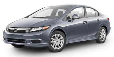 2012 Honda Civic Sedan Vehicle Photo in Decatur, IL 62526
