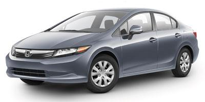 2012 Honda Civic Sedan Vehicle Photo in Manassas, VA 20109