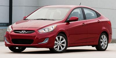 2012 Hyundai Accent Vehicle Photo in Wesley Chapel, FL 33544