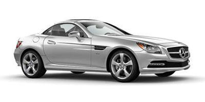 2012 Mercedes Benz SLK Class Vehicle Photo In Wilmington, NC 28403