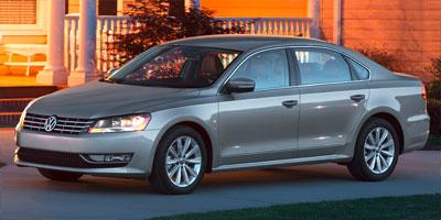 2012 Volkswagen Passat Vehicle Photo in Edinburg, TX 78542