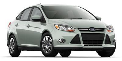 2012 Ford Focus Vehicle Photo in Bartow, FL 33830