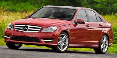 2012 Mercedes Benz C Class Vehicle Photo In Akron, OH 44303