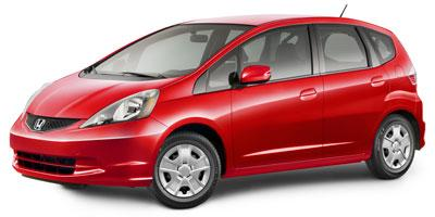 2012 Honda Fit Vehicle Photo in Duluth, GA 30096