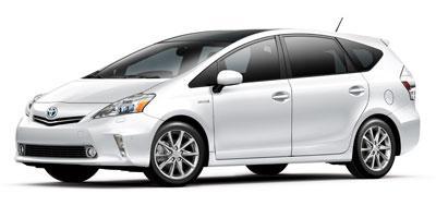 2012 Toyota Prius v Vehicle Photo in Grapevine, TX 76051