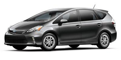 2012 Toyota Prius v Vehicle Photo in Medina, OH 44256