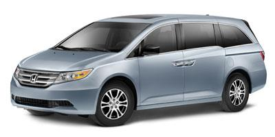 2012 Honda Odyssey Vehicle Photo In Tulsa, OK 74133
