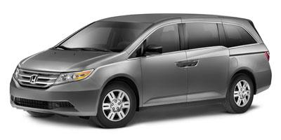 2012 Honda Odyssey Vehicle Photo in Edinburg, TX 78542