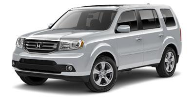 2012 Honda Pilot Vehicle Photo in Atlanta, GA 30350
