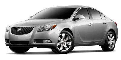 2012 Buick Regal Vehicle Photo in Enid, OK 73703