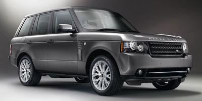 2012 Land Rover Range Rover Vehicle Photo in Austin, TX 78759