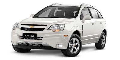 2012 Chevrolet Captiva Sport Fleet Vehicle Photo in Akron, OH 44320