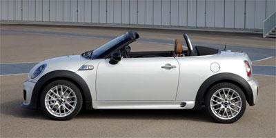 2012 MINI Cooper S Roadster Vehicle Photo in Colorado Springs, CO 80905