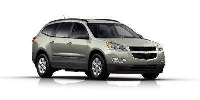 2012 Chevrolet Traverse Vehicle Photo in Oakdale, CA 95361