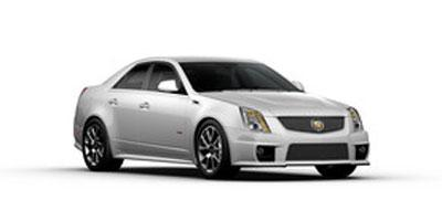 2012 Cadillac CTS-V Sedan Vehicle Photo in San Leandro, CA 94577