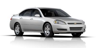 2012 Chevrolet Impala Vehicle Photo in Lansing, MI 48911