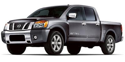 2013 Nissan Titan Vehicle Photo in Joliet, IL 60435