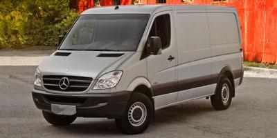 2013 Mercedes-Benz Sprinter Cargo Vans Vehicle Photo in Denver, CO 80123