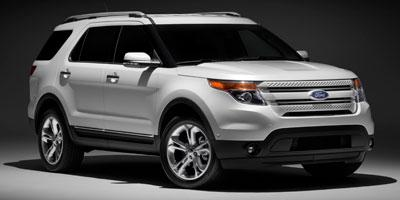 2013 Ford Explorer Vehicle Photo in Decatur, IL 62526