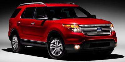 2013 Ford Explorer Vehicle Photo in Boston, NY 14025