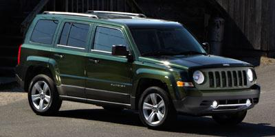 2013 Jeep Patriot Vehicle Photo in Owensboro, KY 42302
