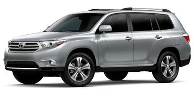 2013 Toyota Highlander Vehicle Photo in Anchorage, AK 99515