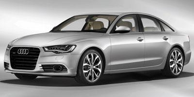 2013 Audi A6 Vehicle Photo in Mount Horeb, WI 53572
