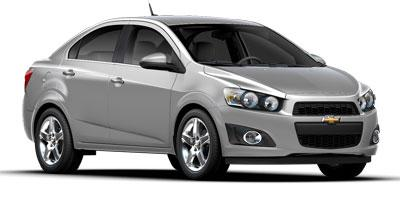 2013 Chevrolet Sonic Vehicle Photo in Nashua, NH 03060