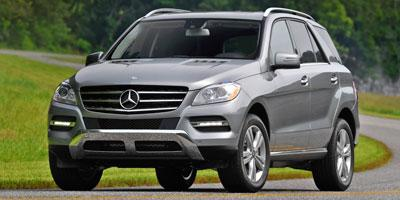 2013 Mercedes-Benz M-Class Vehicle Photo in San Antonio, TX 78257