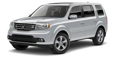 2013 Honda Pilot Vehicle Photo in Spokane, WA 99207