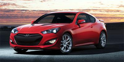 Nice 2013 Hyundai Genesis Coupe Vehicle Photo In Plymouth, IN 46563