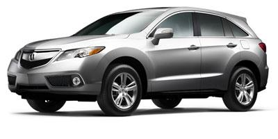2013 Acura RDX Vehicle Photo in Fort Worth, TX 76177