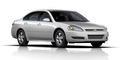 2013 Chevrolet Impala Vehicle Photo in Killeen, TX 76541
