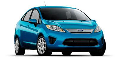 2013 Ford Fiesta Vehicle Photo in Appleton, WI 54913