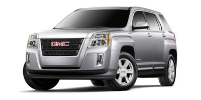 2013 GMC Terrain Vehicle Photo in Green Bay, WI 54304