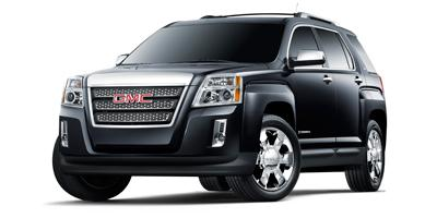 2013 GMC Terrain Vehicle Photo in Helena, MT 59601