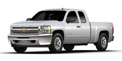 2013 Chevrolet Silverado 1500 Vehicle Photo in Jasper, GA 30143