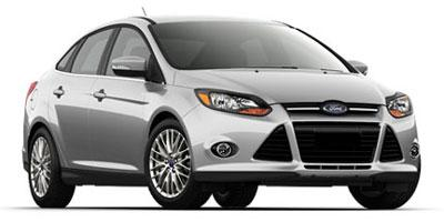 2013 Ford Focus Vehicle Photo in Colorado Springs, CO 80905