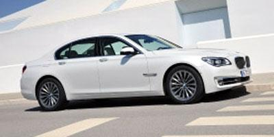 2013 BMW 750Li xDrive Vehicle Photo in Colorado Springs, CO 80905