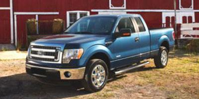 2013 Ford F-150 Vehicle Photo in Enid, OK 73703